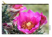 Cholla In Bloom Carry-all Pouch