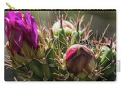 Cholla With Wasp Carry-all Pouch