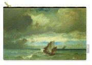 Choppy Sea 1870 Carry-all Pouch