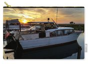 Chris Craft In The Evening  Carry-all Pouch