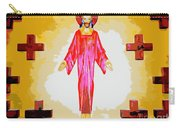 Christ And Crosses Carry-all Pouch