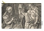 Christ Appearing To His Mother, From The Small Passion Carry-all Pouch