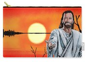 Christ At Sunrise Carry-all Pouch