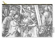 Christ Bearing The Cross 1509 Carry-all Pouch