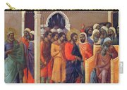 Christ Before Caiaphas 1311 Carry-all Pouch