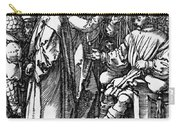 Christ Before Herod 1509 Carry-all Pouch