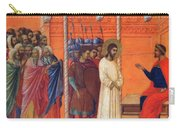 Christ Before Pilate 1311 Carry-all Pouch