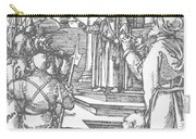 Christ Before Pilate 1511 Carry-all Pouch