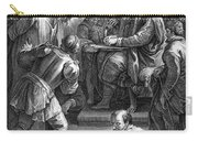 Christ Before Pilate Carry-all Pouch by Granger