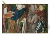 Christ Before Pilate Carry-all Pouch