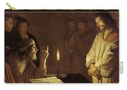 Christ Before The High Priest Carry-all Pouch