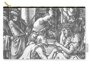 Christ Being Crowned With Thorns 1510 Carry-all Pouch