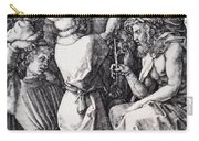 Christ Crowned With Thorns 1512 Carry-all Pouch