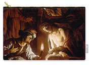 Christ Crowned With Thorns Carry-all Pouch