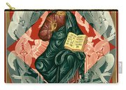 Christ Enthroned - Rlcen Carry-all Pouch
