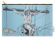 Christ From Mexico Carry-all Pouch