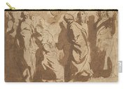 Christ Healing The Paralytic Carry-all Pouch