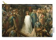 Christ Leaves His Trial Carry-all Pouch by Gustave Dore