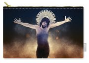 Christ Of The Cosmos Carry-all Pouch