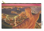 Christ Over Rio Carry-all Pouch