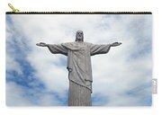Christ The Redeemer Carry-all Pouch by Paul Landowski