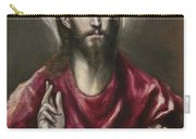 Christ The Saviour Carry-all Pouch