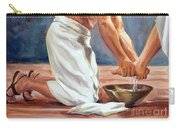 Christ The Servant Carry-all Pouch