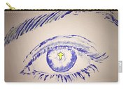 Christian Eye Carry-all Pouch