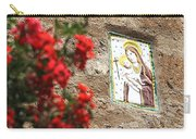 Christian Plaque Carry-all Pouch