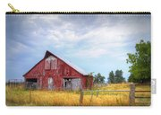 Christian School Road Barn Carry-all Pouch