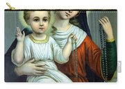 Christianity - Holy Family Carry-all Pouch