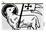 Christianity: Agnus Dei Carry-all Pouch