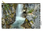 Christine Falls In The Canyon Carry-all Pouch