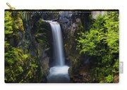 Christine Falls - Mount Rainer National Park Carry-all Pouch
