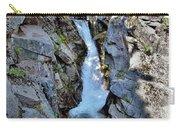 Christine Falls - Upper Part - Mount Rainier National Park 3 Carry-all Pouch