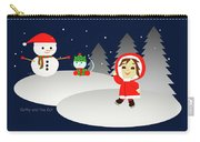 Christmas #6 Carry-all Pouch