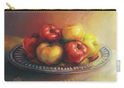 Christmas Apples Carry-all Pouch