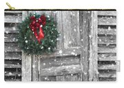 Christmas At The Farm Carry-all Pouch