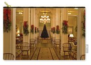 Christmas At The Mount Washington Hotel Carry-all Pouch