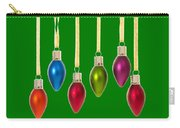 Christmas Baubles Tee Carry-all Pouch