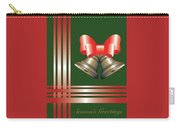 Christmas Bells 2 Carry-all Pouch