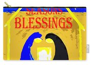 Christmas Blessings 5 Carry-all Pouch