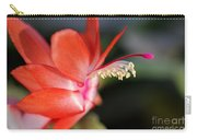 Christmas Cactus 2016 Carry-all Pouch