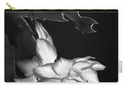 Christmas Cactus 8938bw Carry-all Pouch