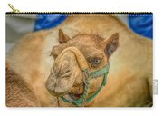 Christmas Camel On Call Carry-all Pouch