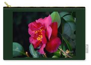 Christmas Camellia Carry-all Pouch