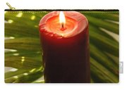 Christmas Candle 2 Carry-all Pouch