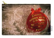 Christmas Decor Carry-all Pouch