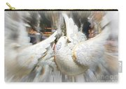 Christmas Doves Carry-all Pouch