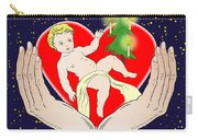 Christmas Eve- Nativity Carry-all Pouch
